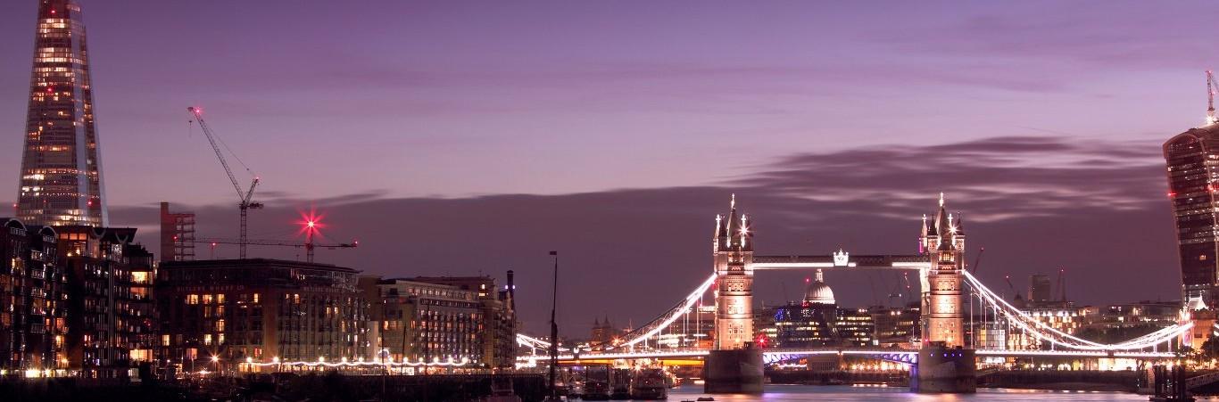 London image banner